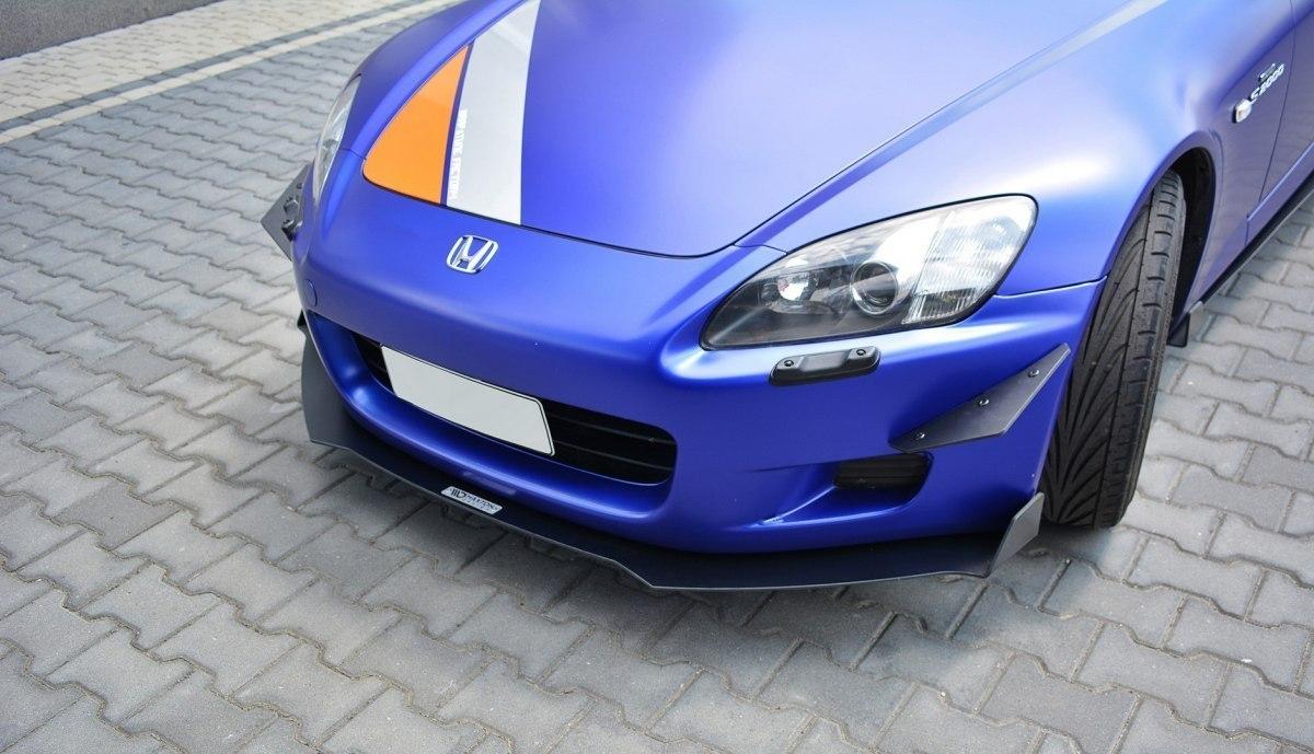 Owiewki Boczne Zderzaka Honda S2000 - GRUBYGARAGE - Sklep Tuningowy